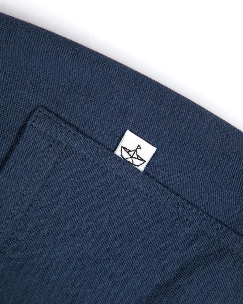 Шорты SailorPaul Cotton Shirts Blue