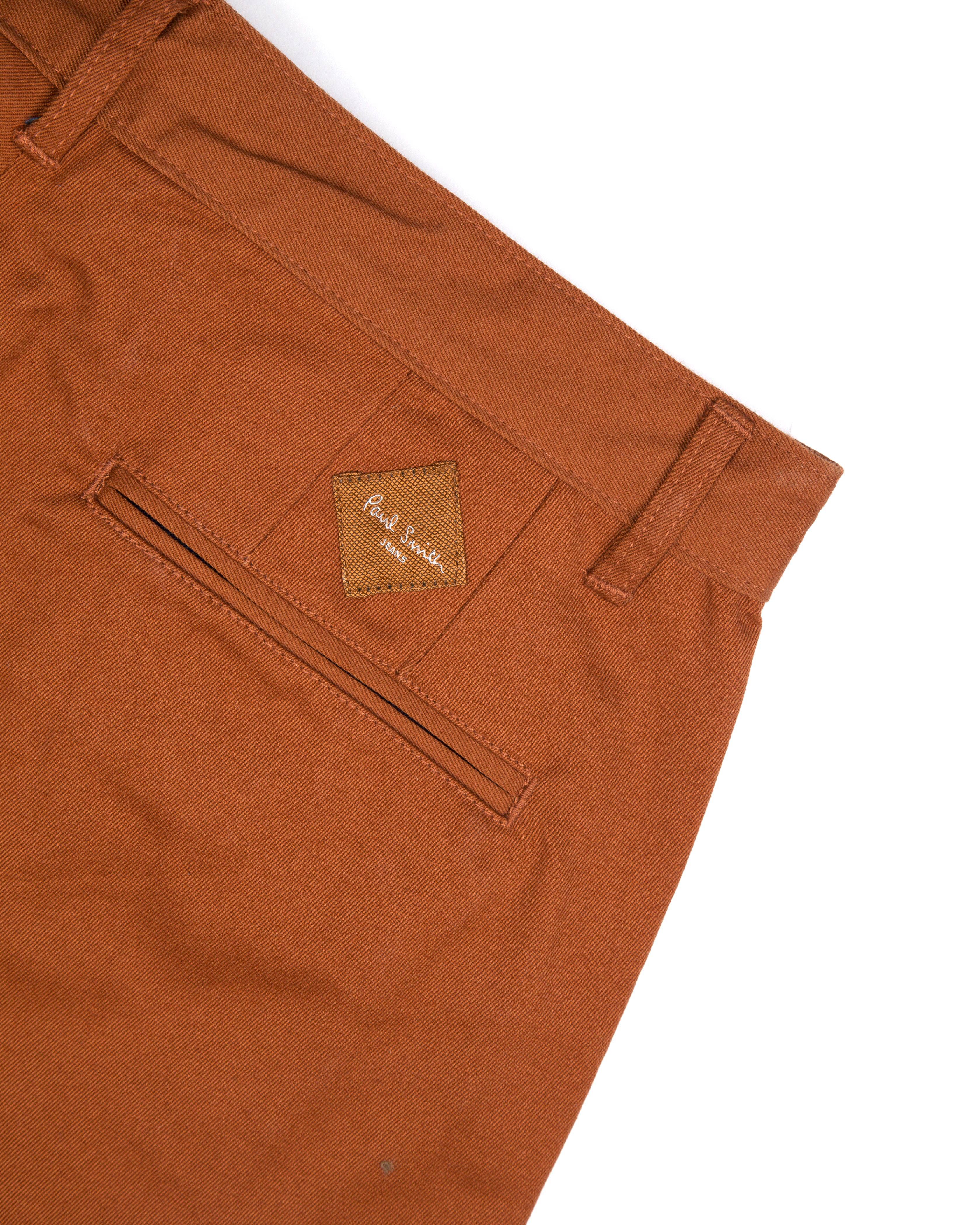 Брюки Paul Smith Persimmon Chino