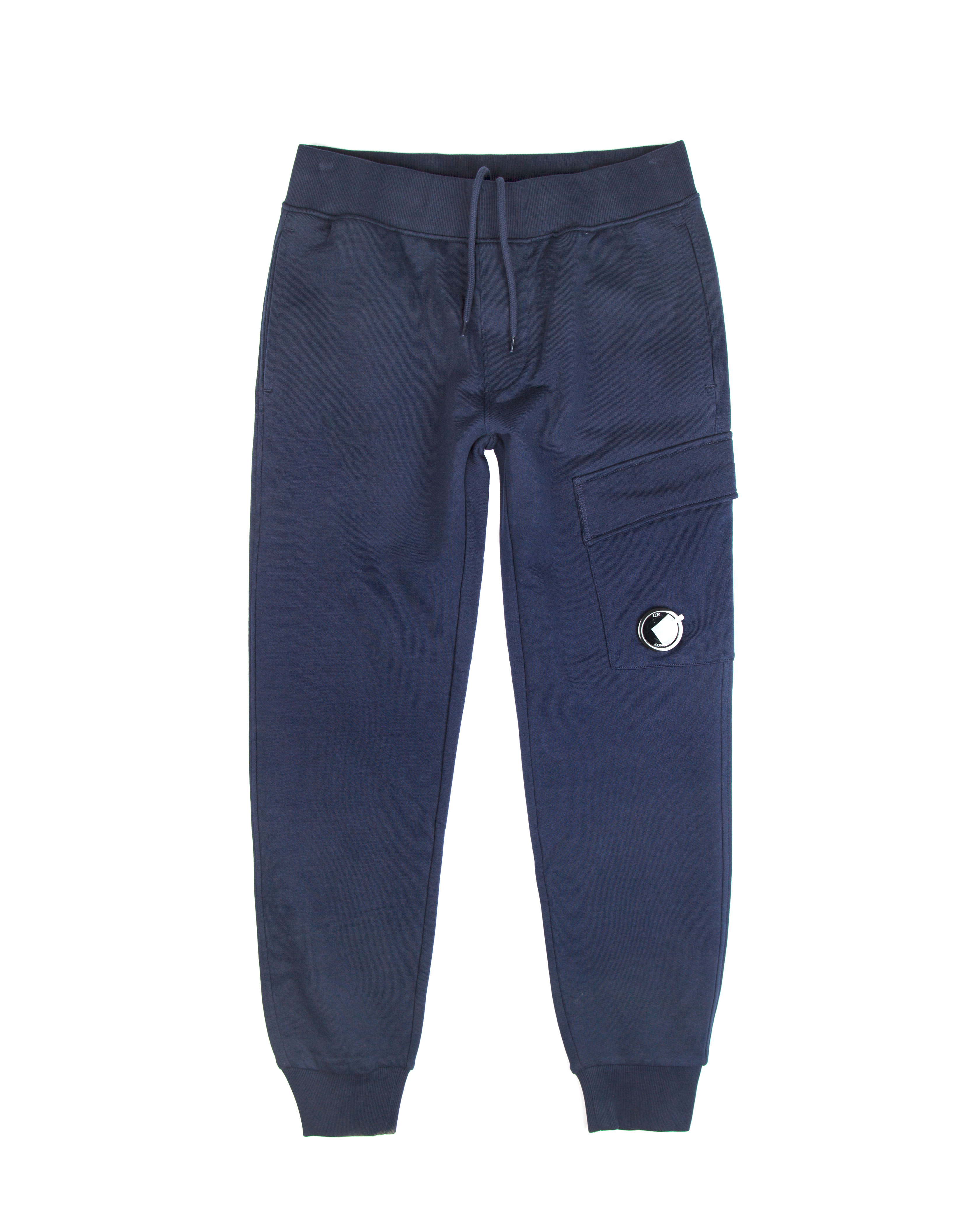 Спортивные штаны C.P.Company Lens Pocket Navy Pants
