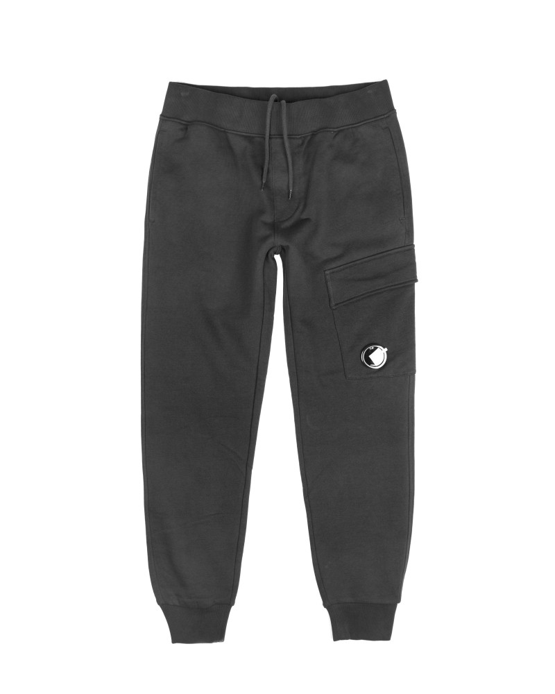 Спортивные штаны C.P.Company Lens Pocket  Black Pants