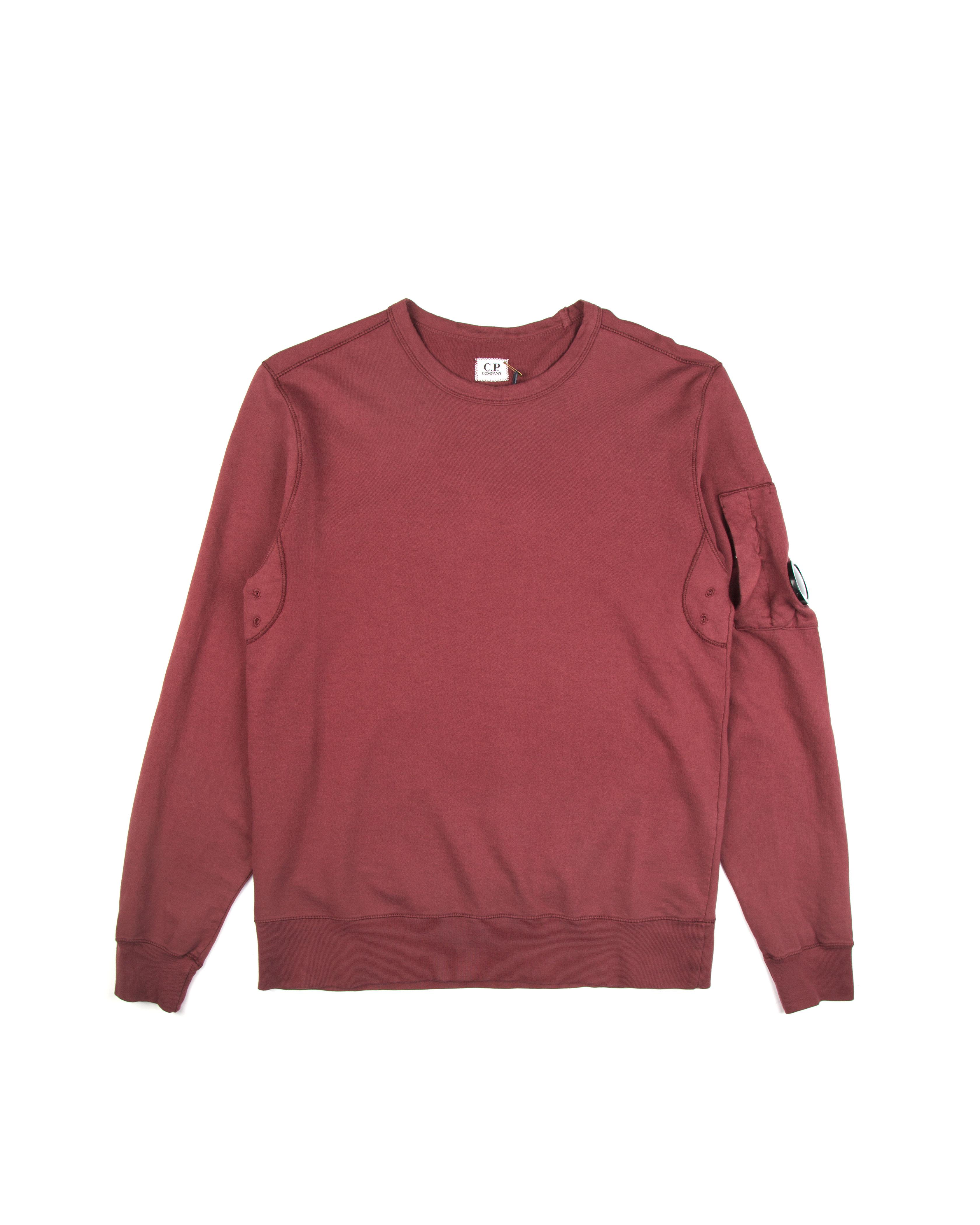 Свитшот C.P.Company Watchviewer Bordo Sweatshirt