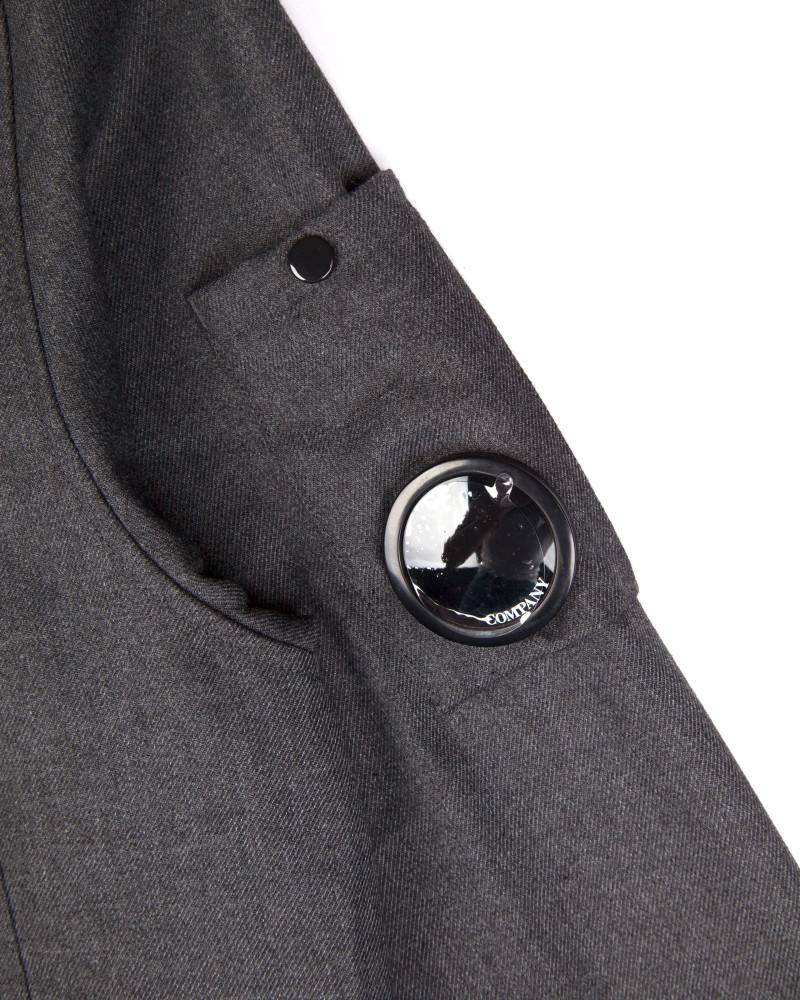 Рубашка C.P.Company Watchviewer Shirt Grey