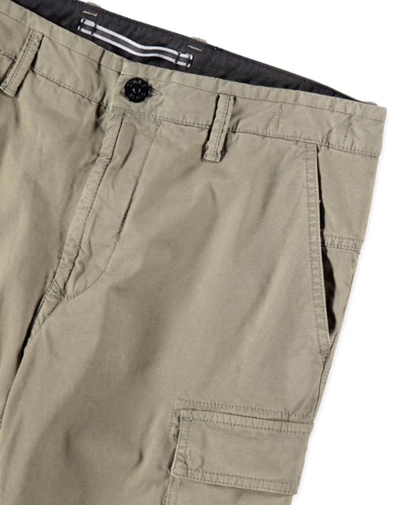 Брюки Stone Island Cargo Khaki Pants.