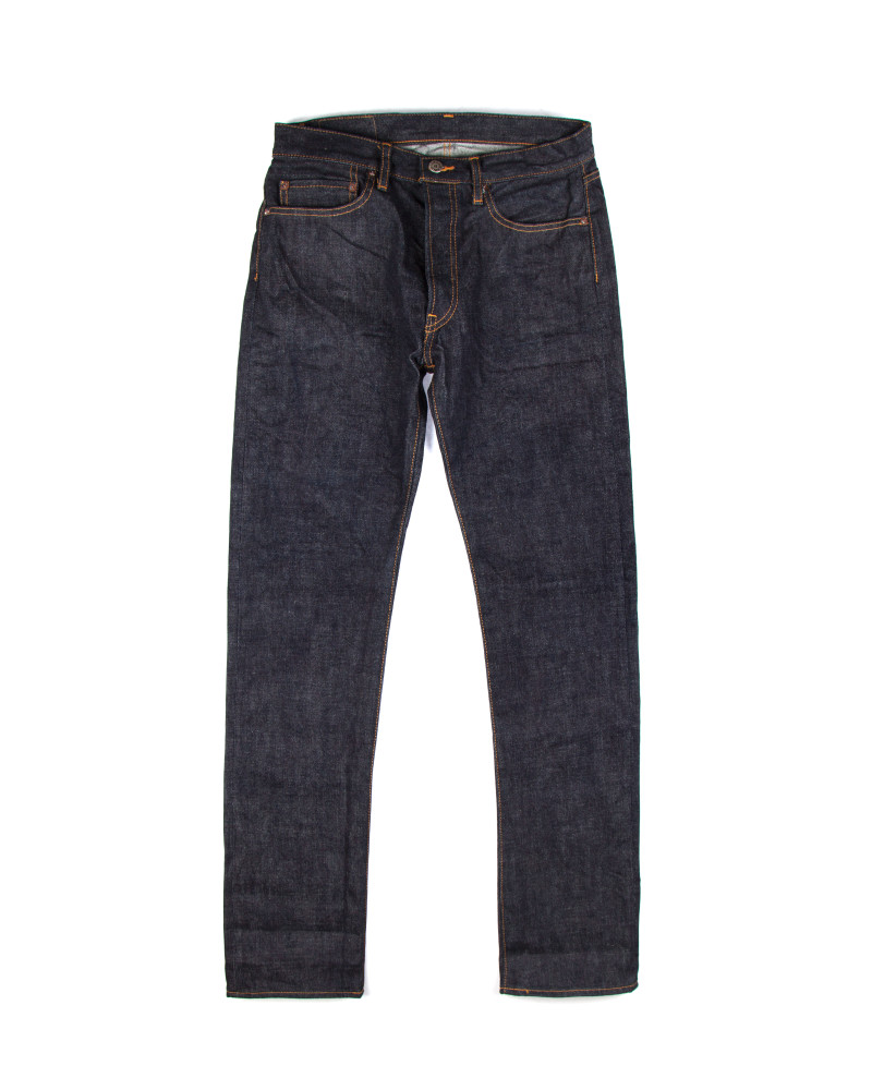Джинсы Kamikaze Attack HRK Indigo Sanforized Selvedge Denim Slim Fit