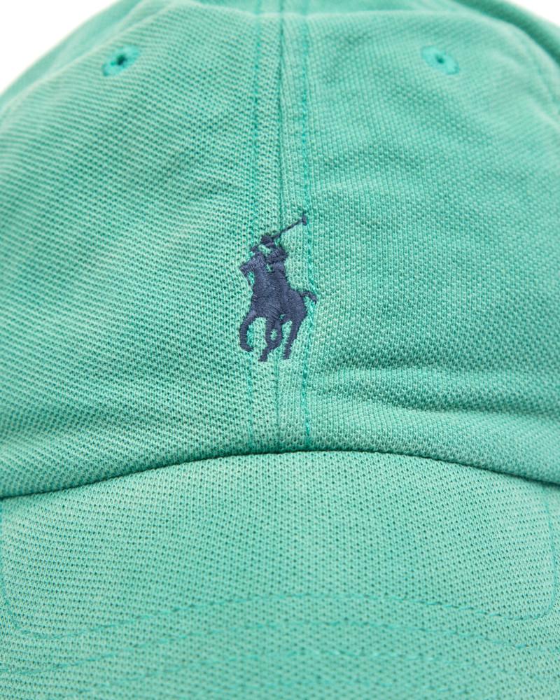 Кепка Ralph Lauren Mint Pony Classic Baseball Cap