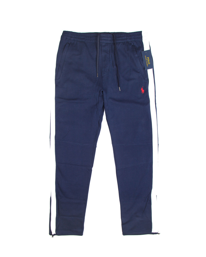 Брюки Polo Ralph Lauren Taped Track Pant Navy