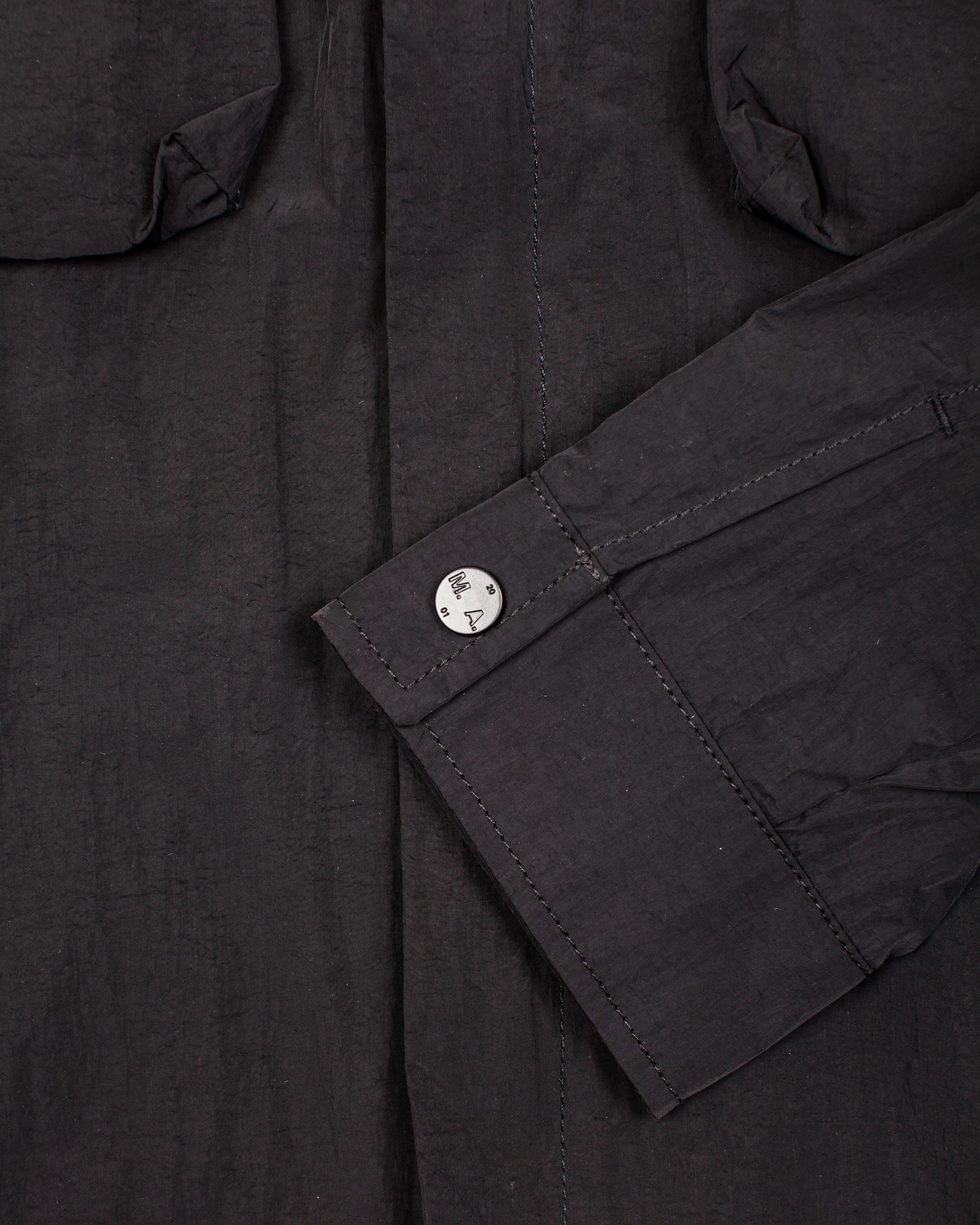 Ветровка Marshall Artist Liquid Bellow Overshirt Black