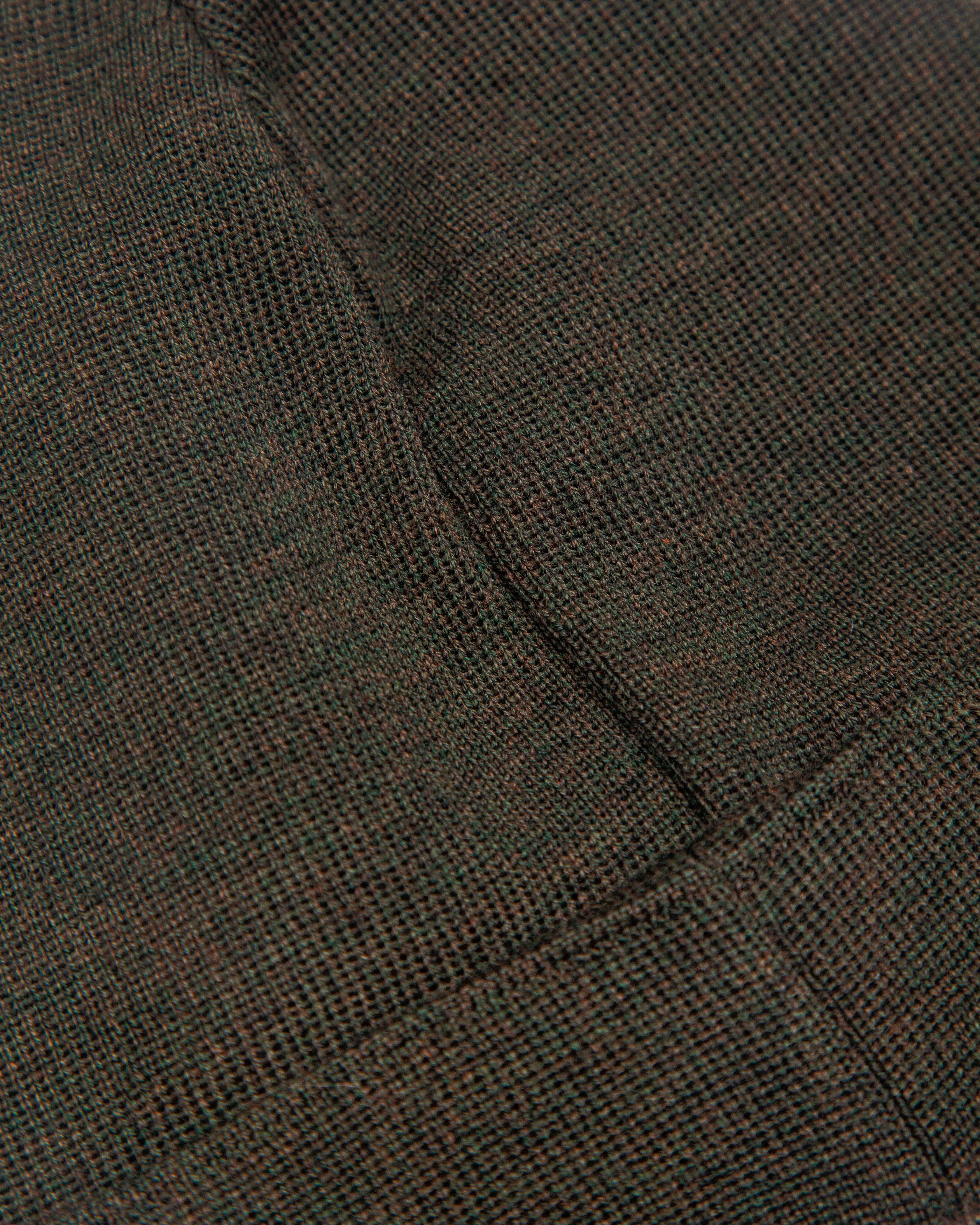 Шапка C.P.Company Wool Plain Beanie Hat Olive