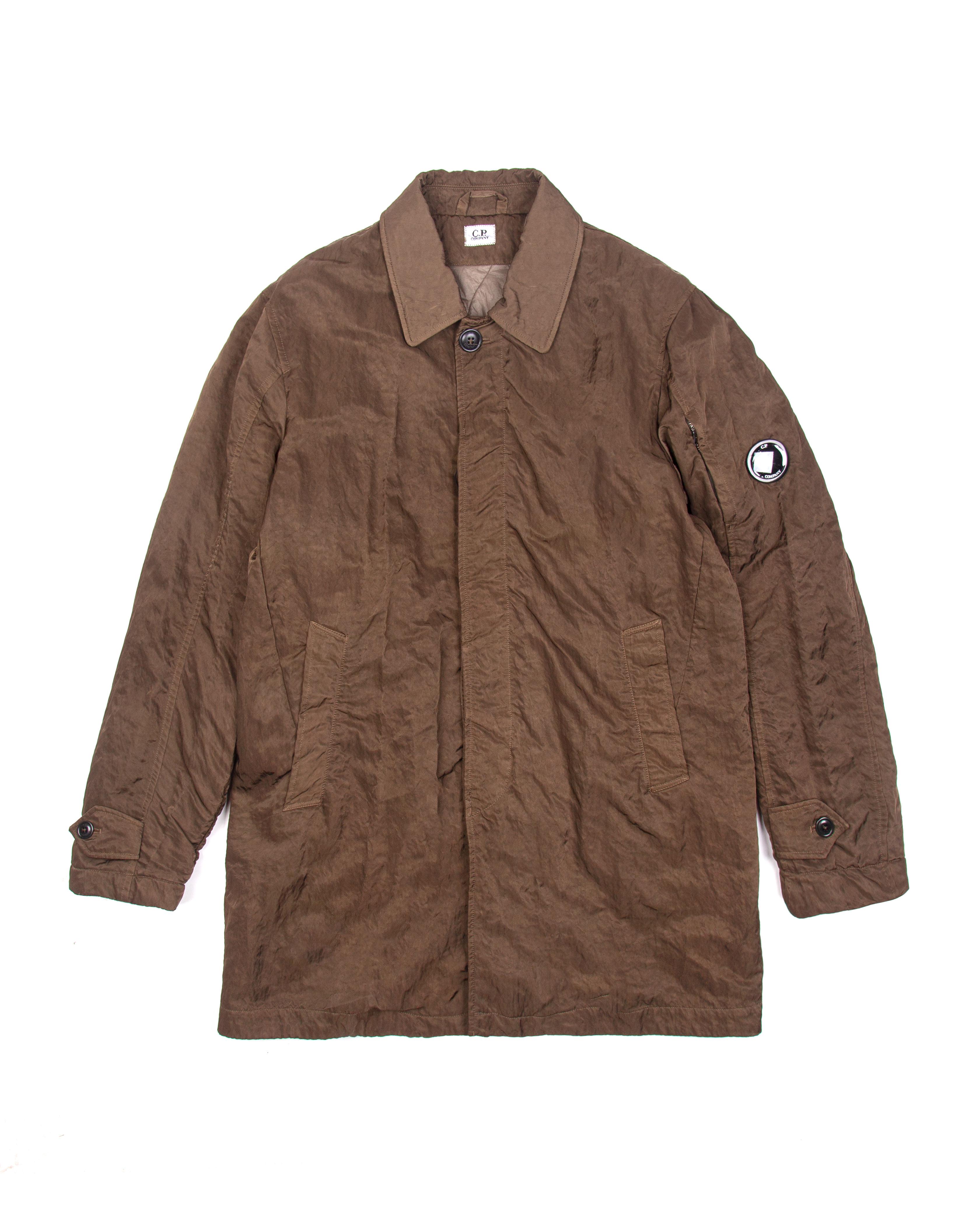 Тренч C.P.Company Nylon-B Long WV Trench Coat
