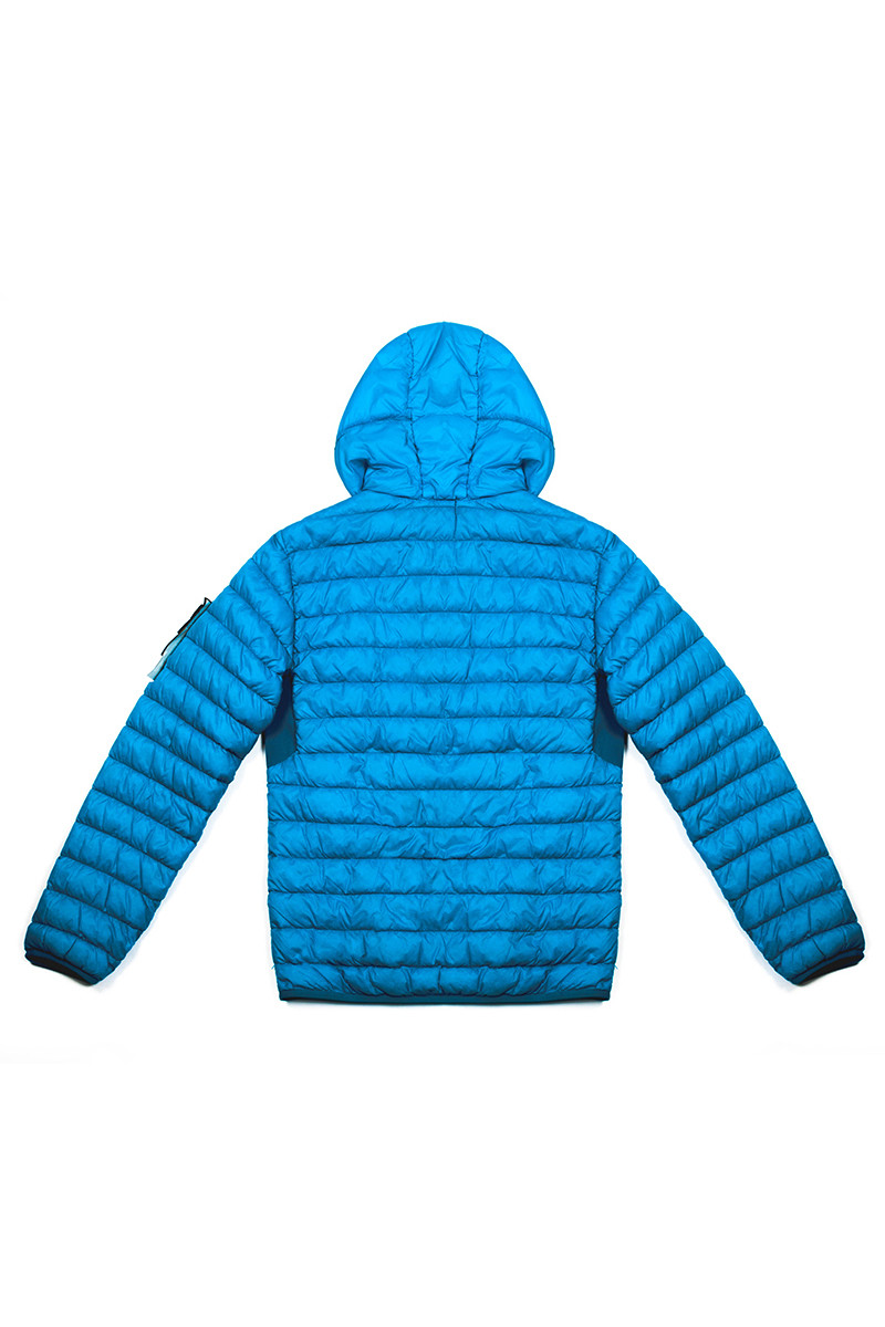 Пуховик Stone Island Garment Dyed Micro Yarn Down