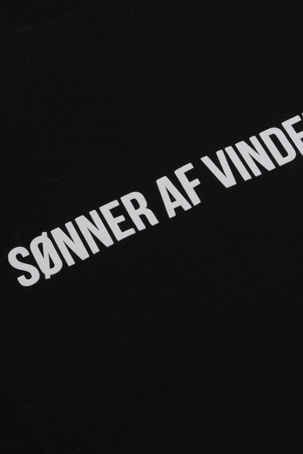 Футболка Sonner Af Vinden Jormun Black