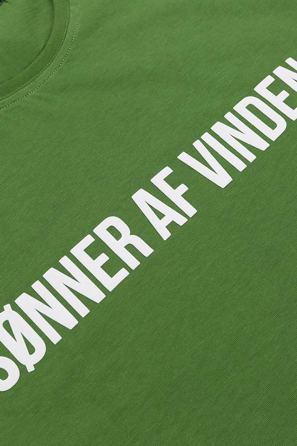 Футболка Sonner Af Vinden Bar Logo Khaki