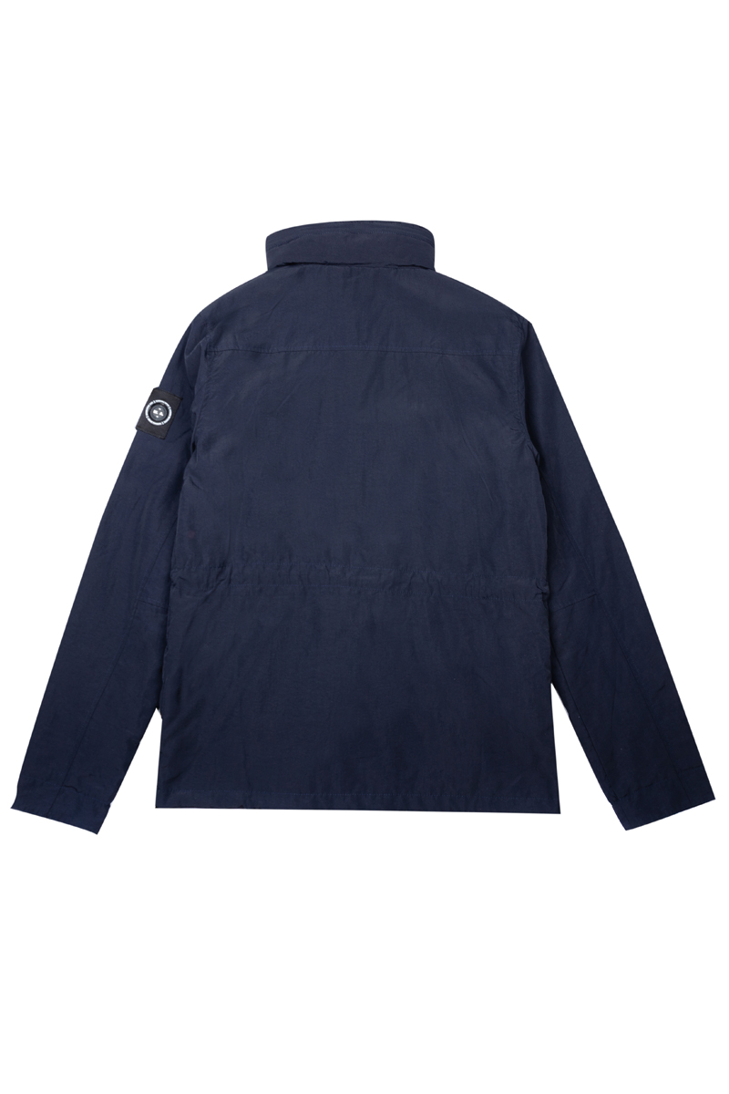 Куртка Marshall Artist Garment Dyed Field Jacket SS19 Navy