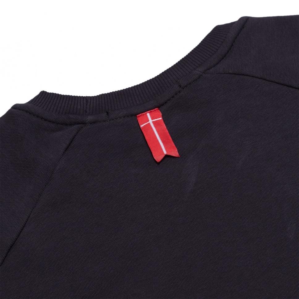 Толстовка Bar Logo Charcoal