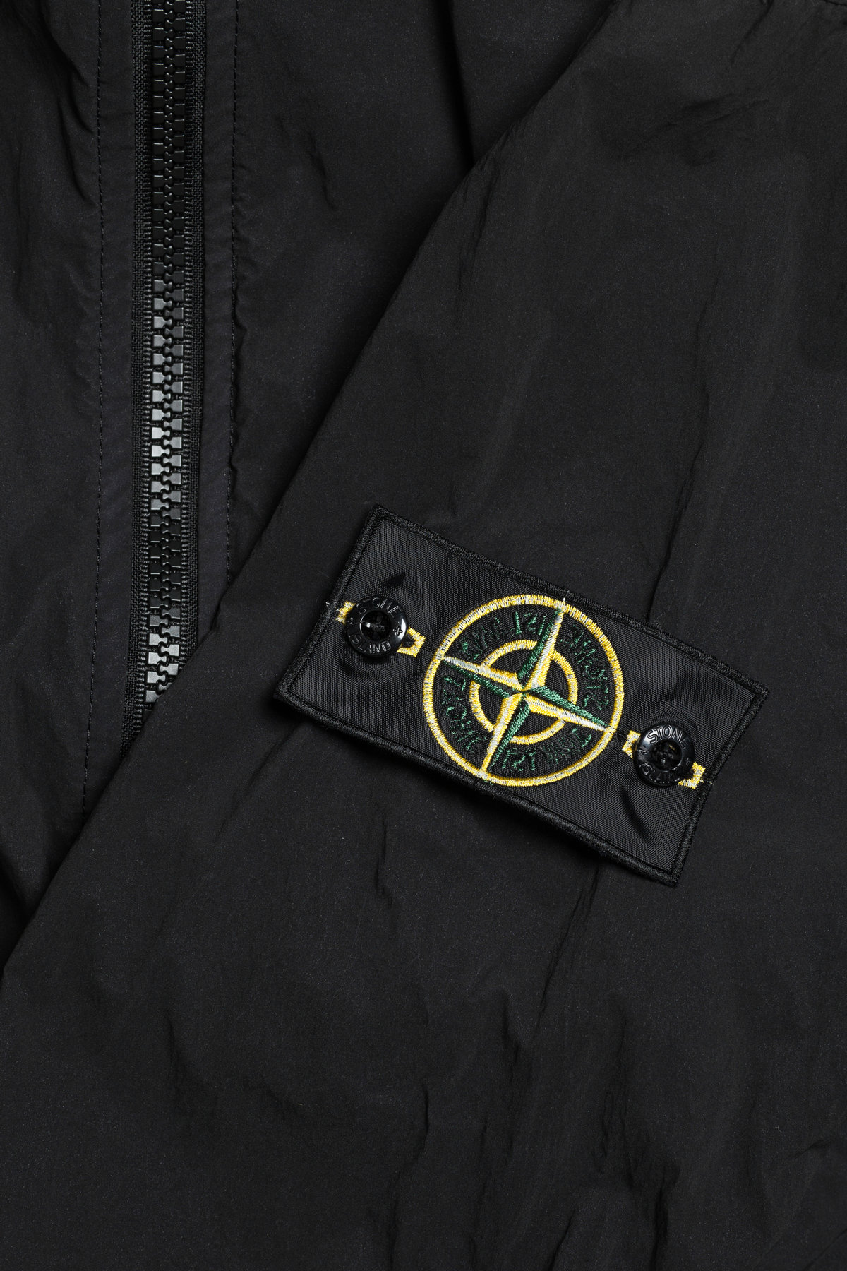 куртка Stone island lamy velour TWO tone ZIP jacket