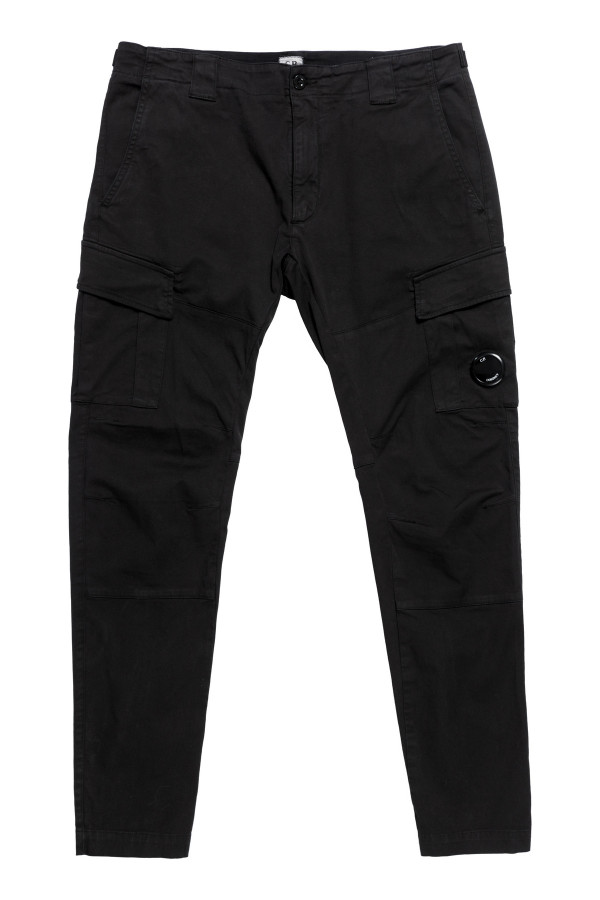 Брюки C.P. Company Garment Dyed Stretch Gabardine Cargo Lens Trouser