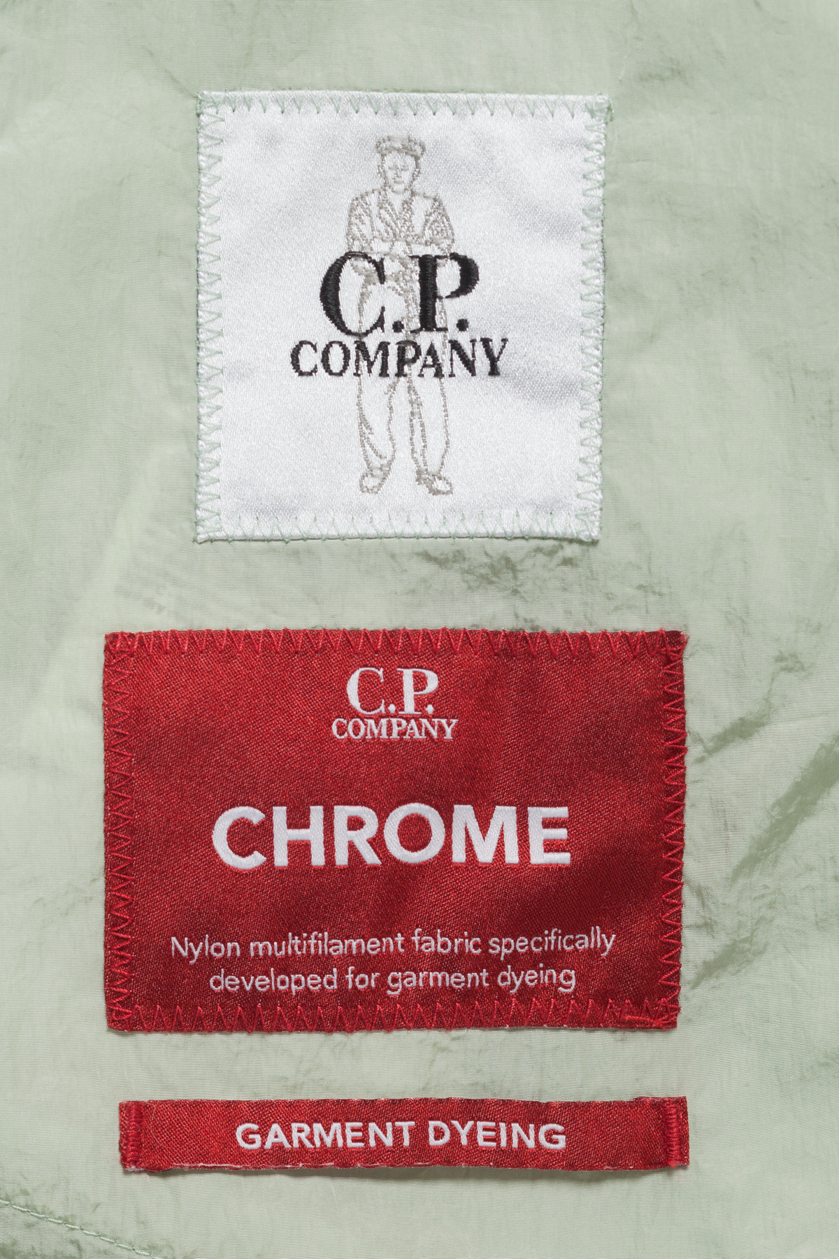 Куртка C.P. Company Chrome Lens Overshirt