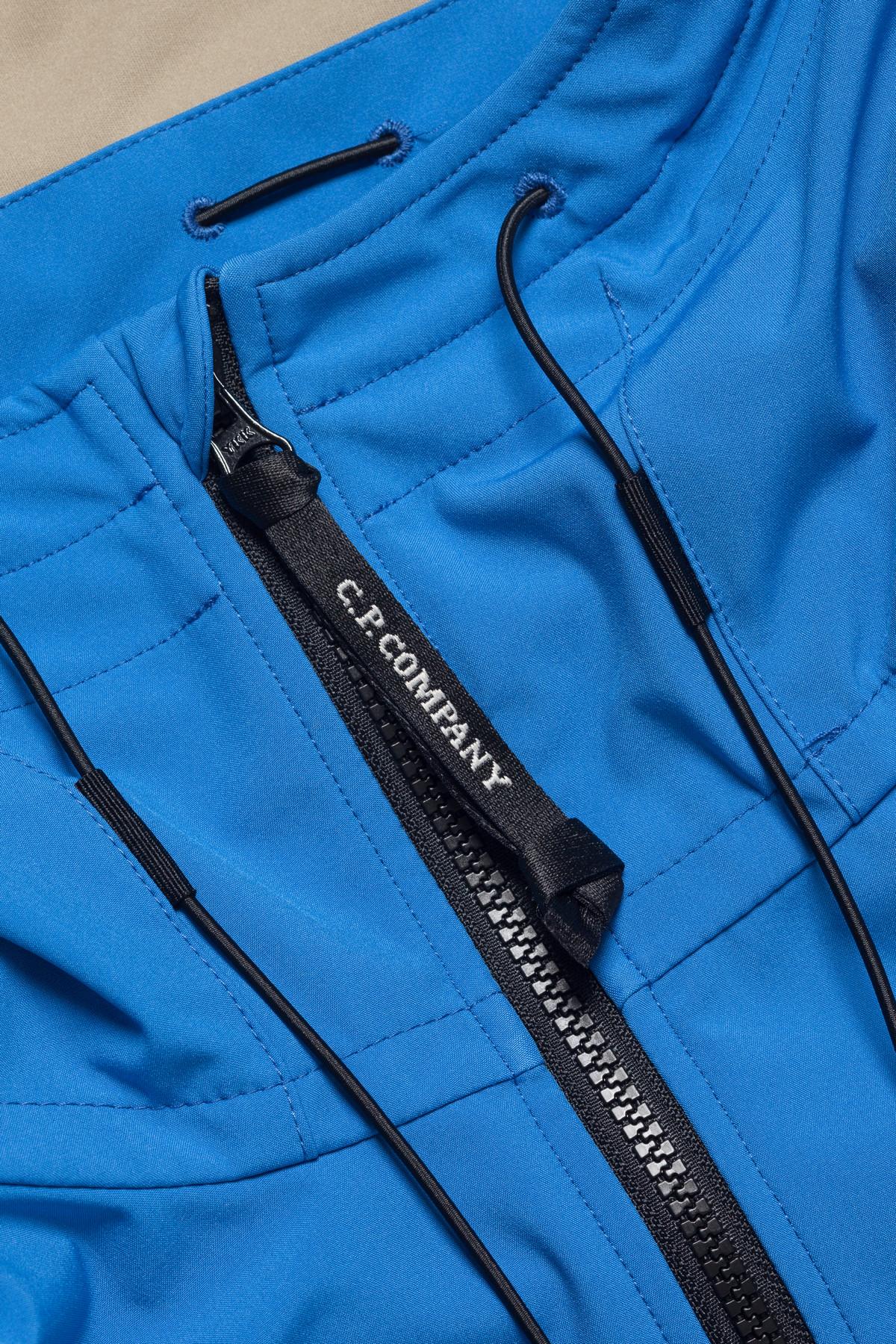 Куртка C.P. Company C.P. Shell Goggle Jacket Blue
