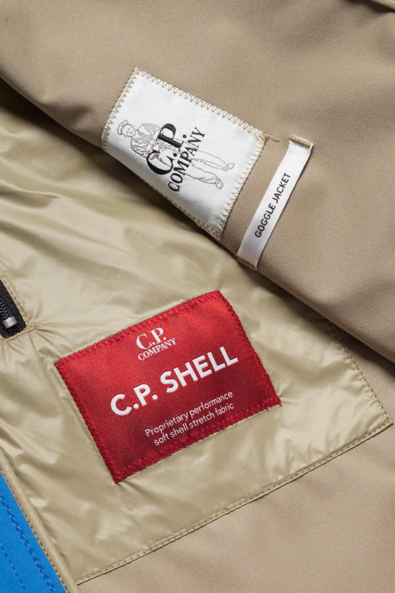 Анорак C.P. Company C.P. Shell Khaki