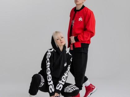 STEELBACK SS19 / BLACK & RED