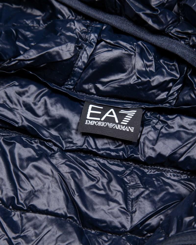 Ультралегкий пуховик EA7