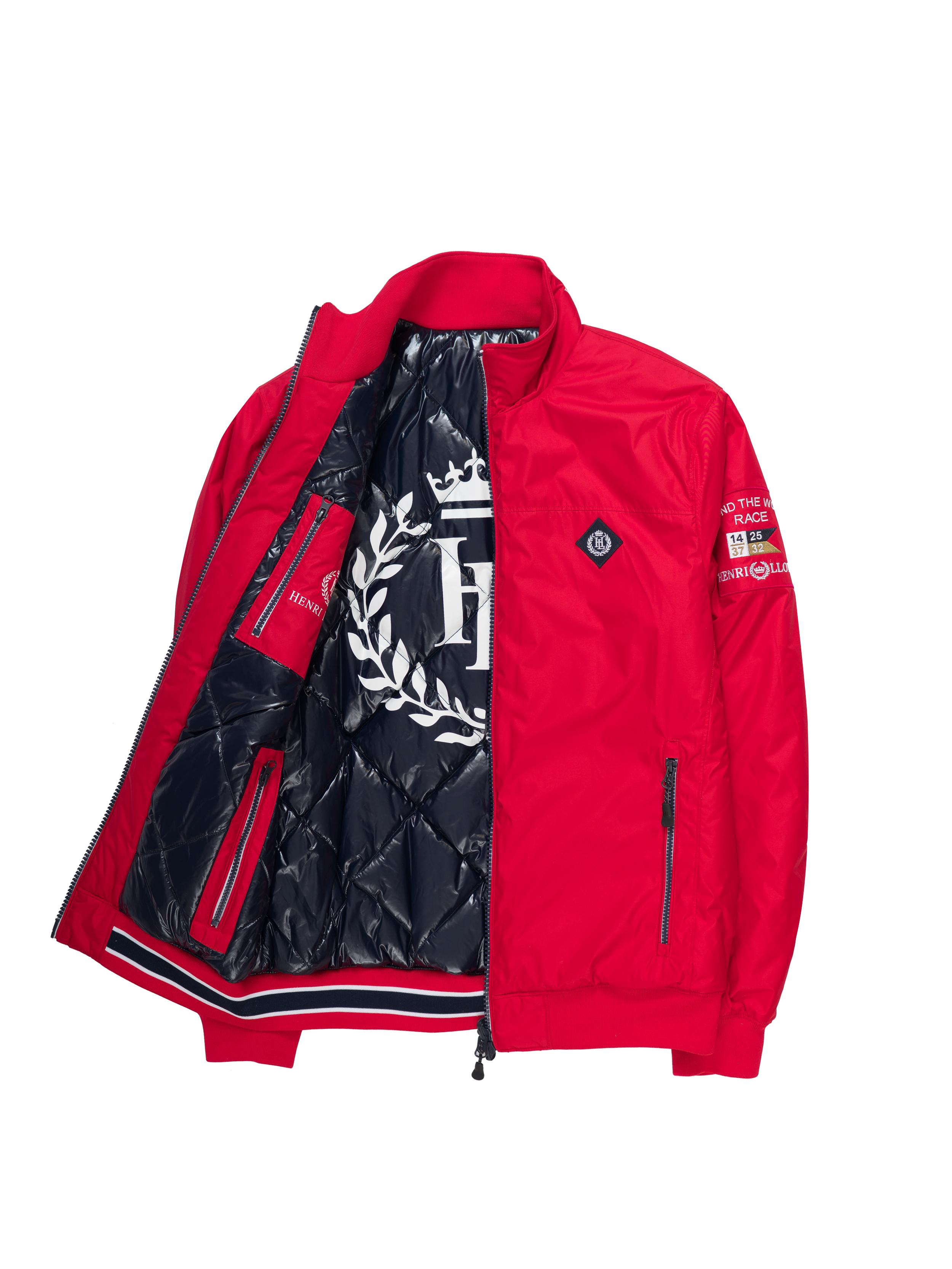 Henri Lloyd куртка reversible WINTER TENDER POLYTASLON