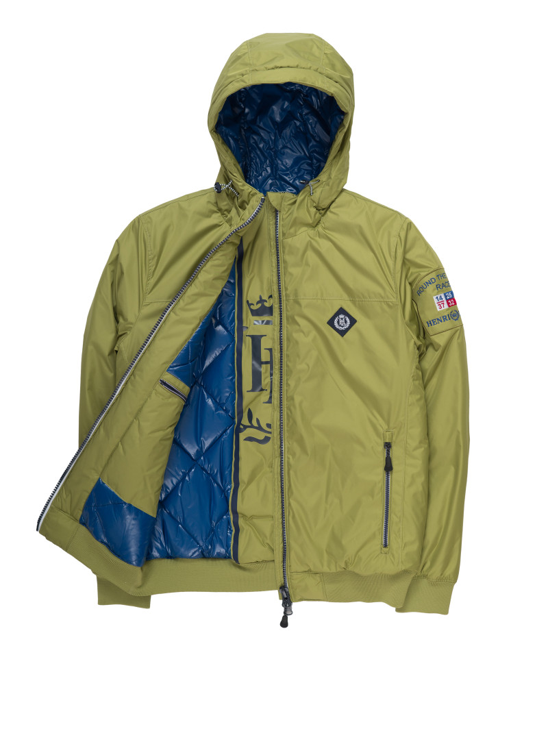 Henri Lloyd куртка WINTER TENDER HOOD POLYTASLON