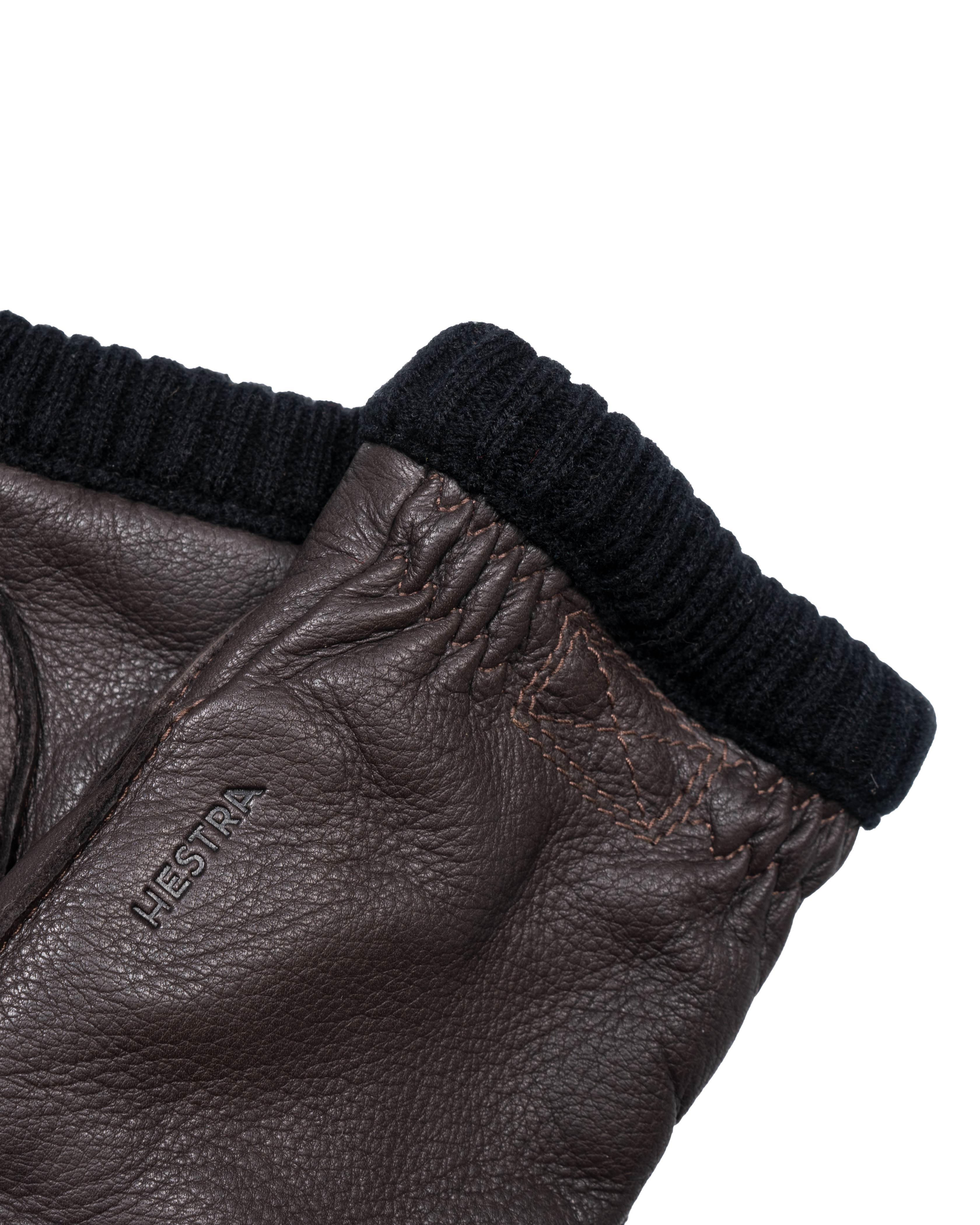 Hestra перчатки deerskin 20210