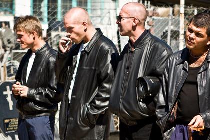 Petroff -кожаные куртки !