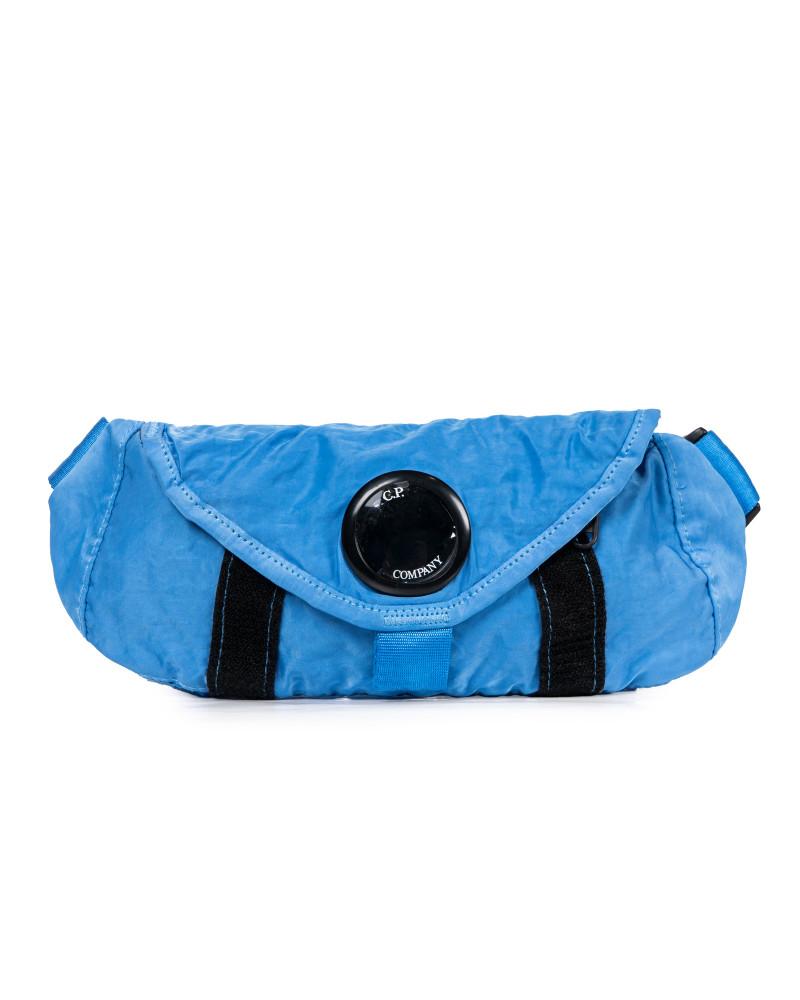 сумка поясная C.P.Company Garment Dyed Nylon Sateen Mini Waist Bag