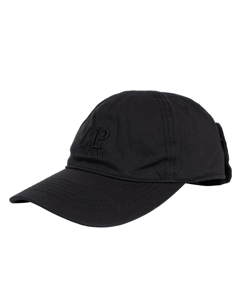 бейсболка C.P.Company Gabardine Goggle Cap