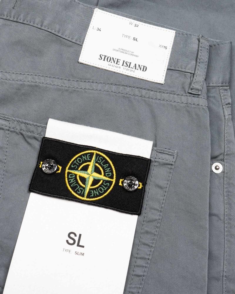 брюки Stone Island five pockets