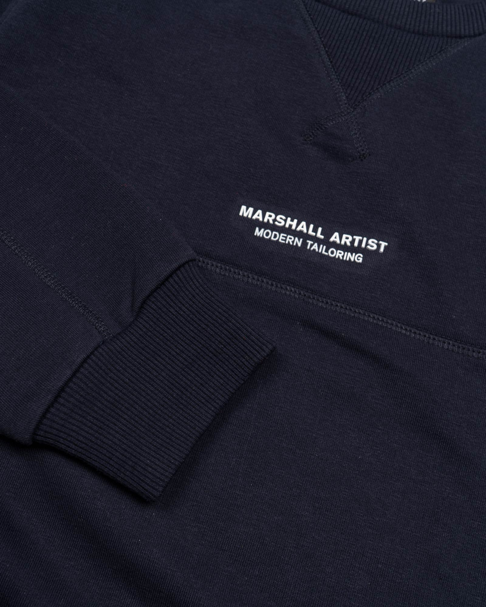 Свитшот Marshall Artist Siren Sweat Navy