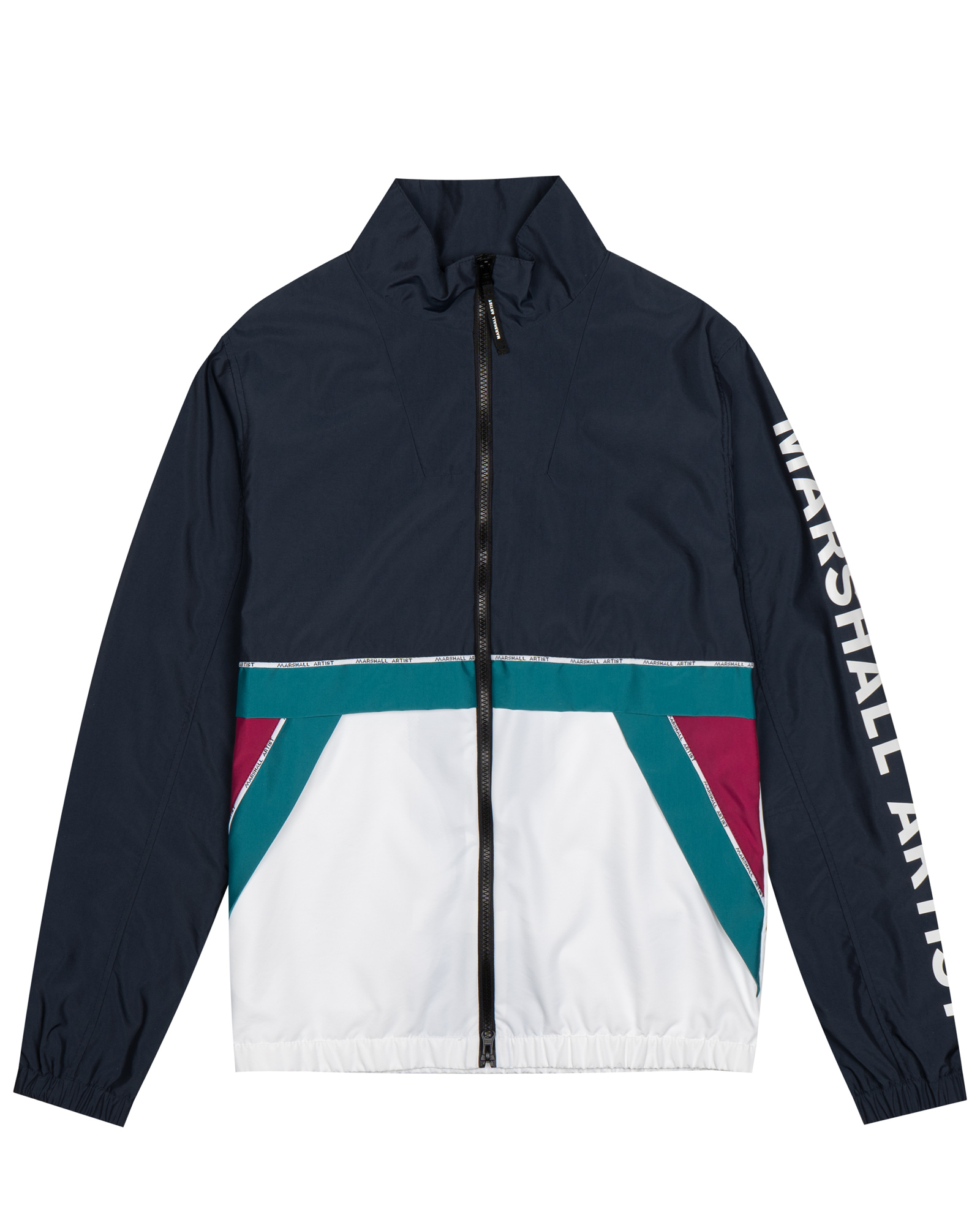 Олимпийка Marshall Artist Colour Block Track Top