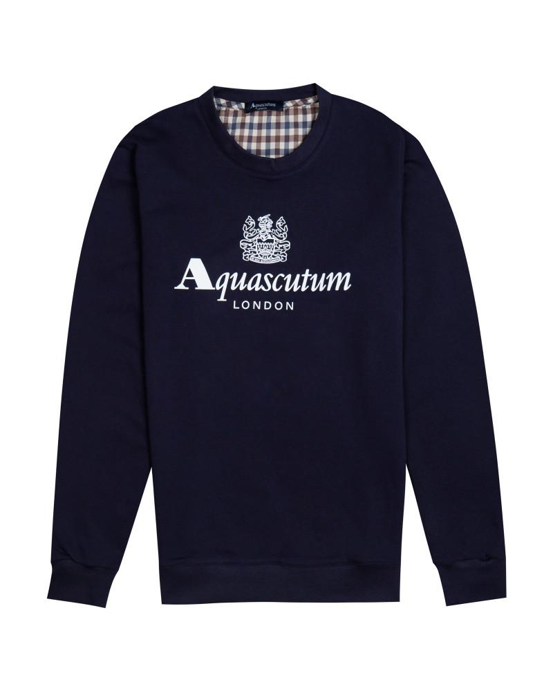 толстовка Aquascutum