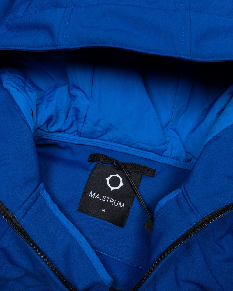 куртка Ma.Strum FULL ZIP HOODED SOFTSHELL