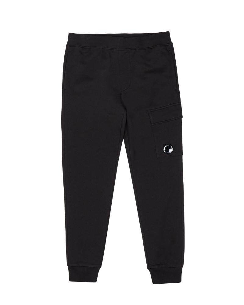Мужские спортивные брюки C.P.Company Diagonal Raised Fleece Lens Pocket Sweatpants