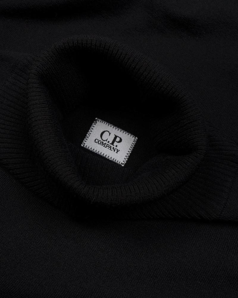 Мужской свитер C.P.Company TURTEL NECK Merino Wool