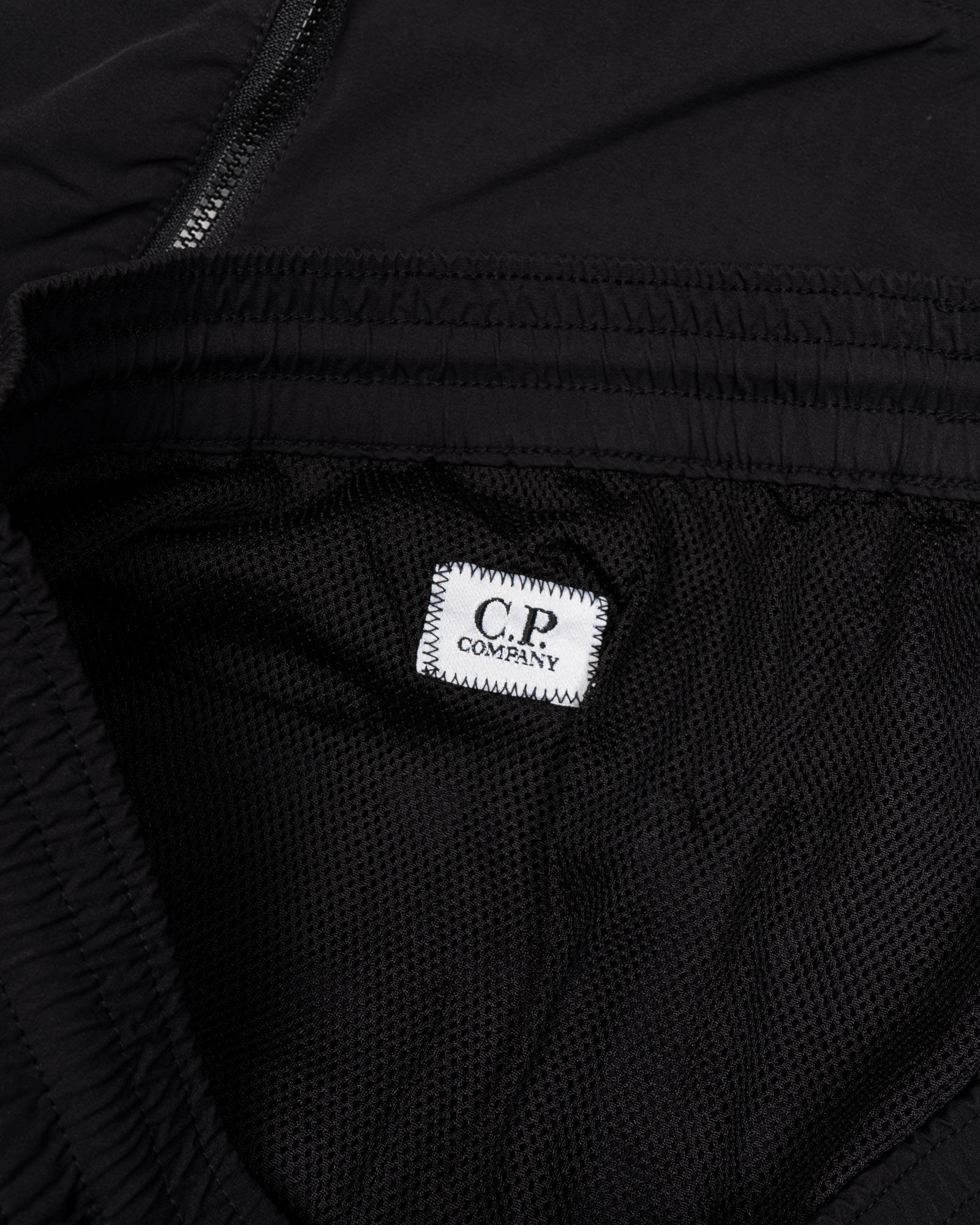 Мужские спортивные брюки C.P.Company Garment Dyed Stretch Nylon Loose Fit Lens Pants