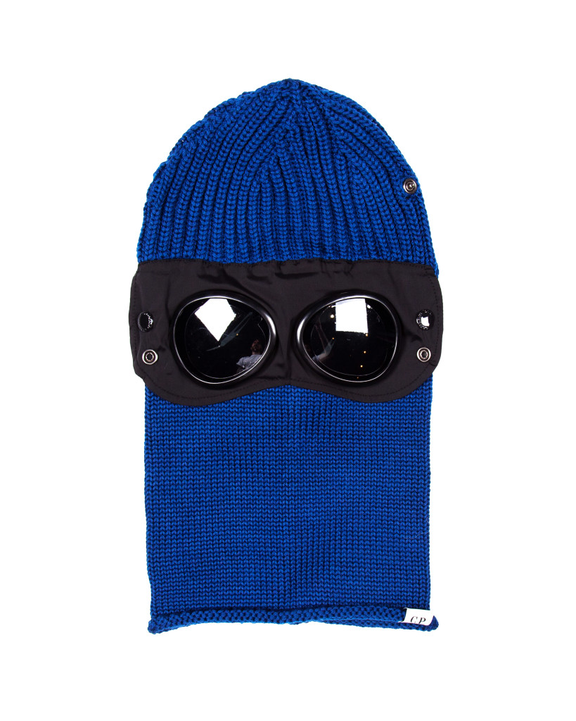 Балаклава C.P.Company Merino Wool Goggle Balaclava AW20