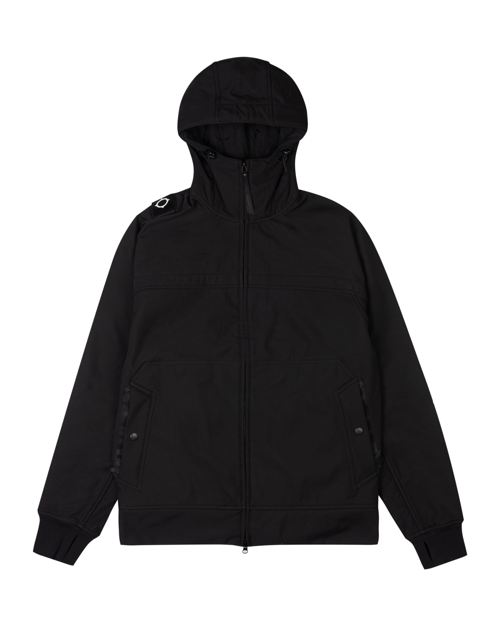 Мужская куртка Ma.Strum FULL ZIP HOODED SOFTSHELL