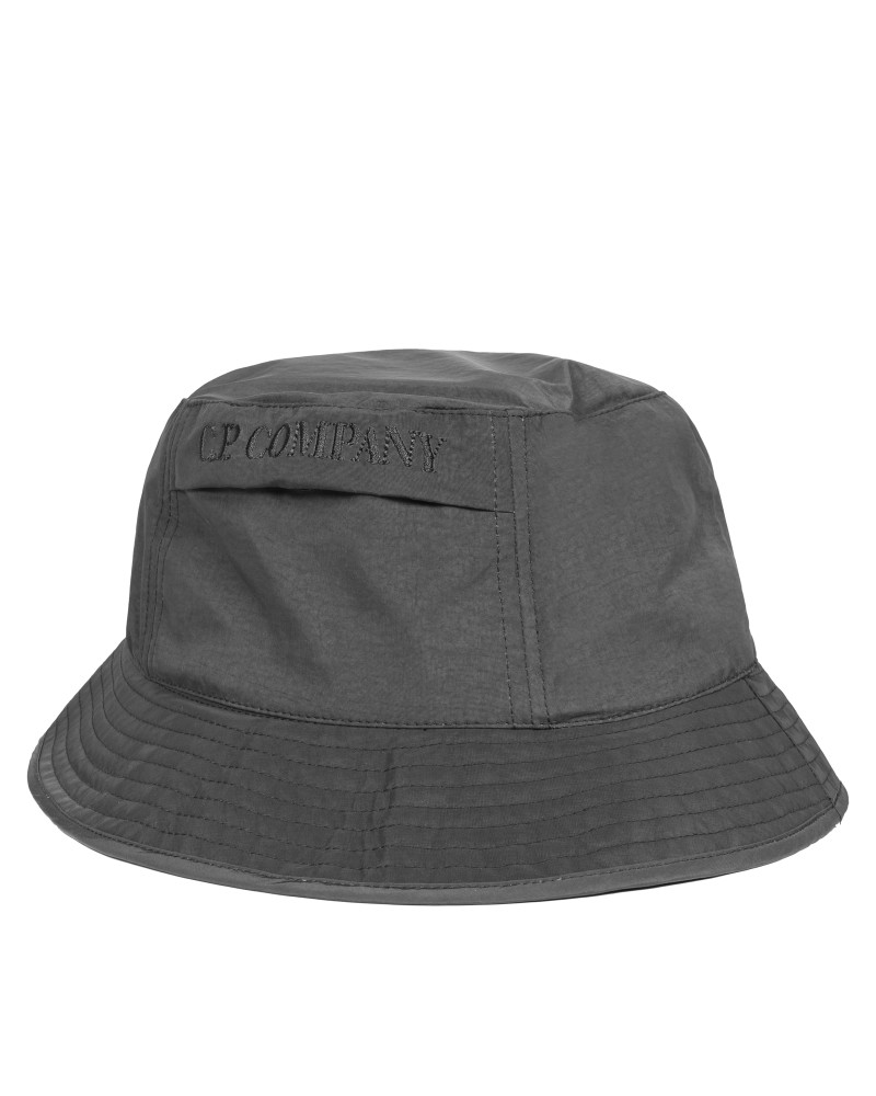 Панама C.P.Company Chrome Logo Bucket Hat