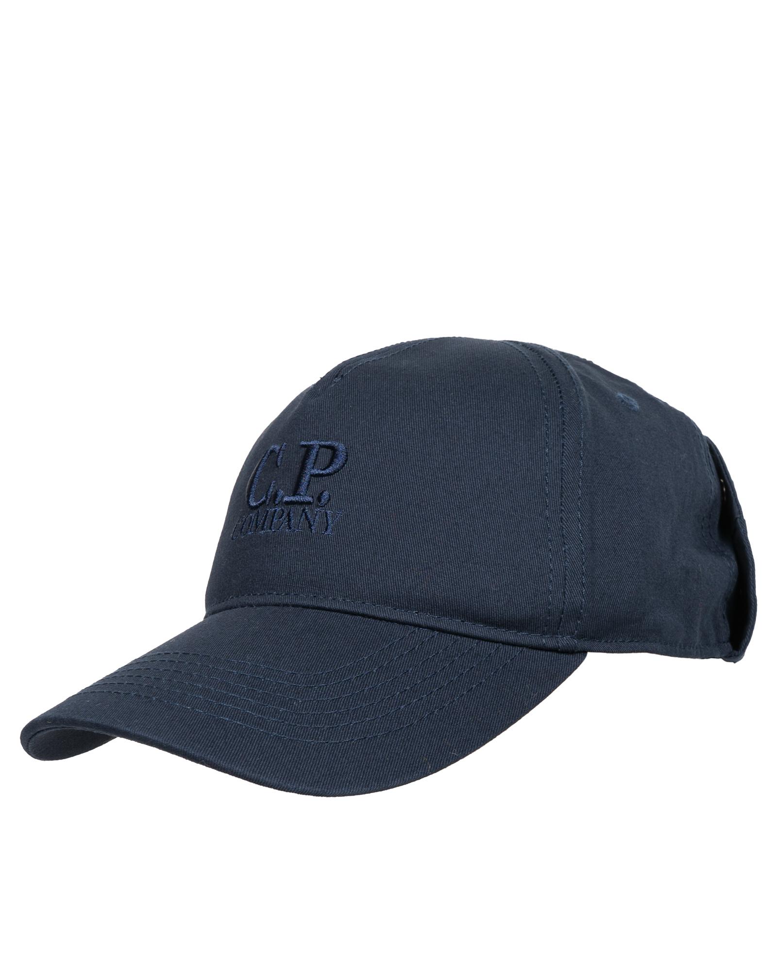 Кепка C.P.Company Gabardine Goggle Cap