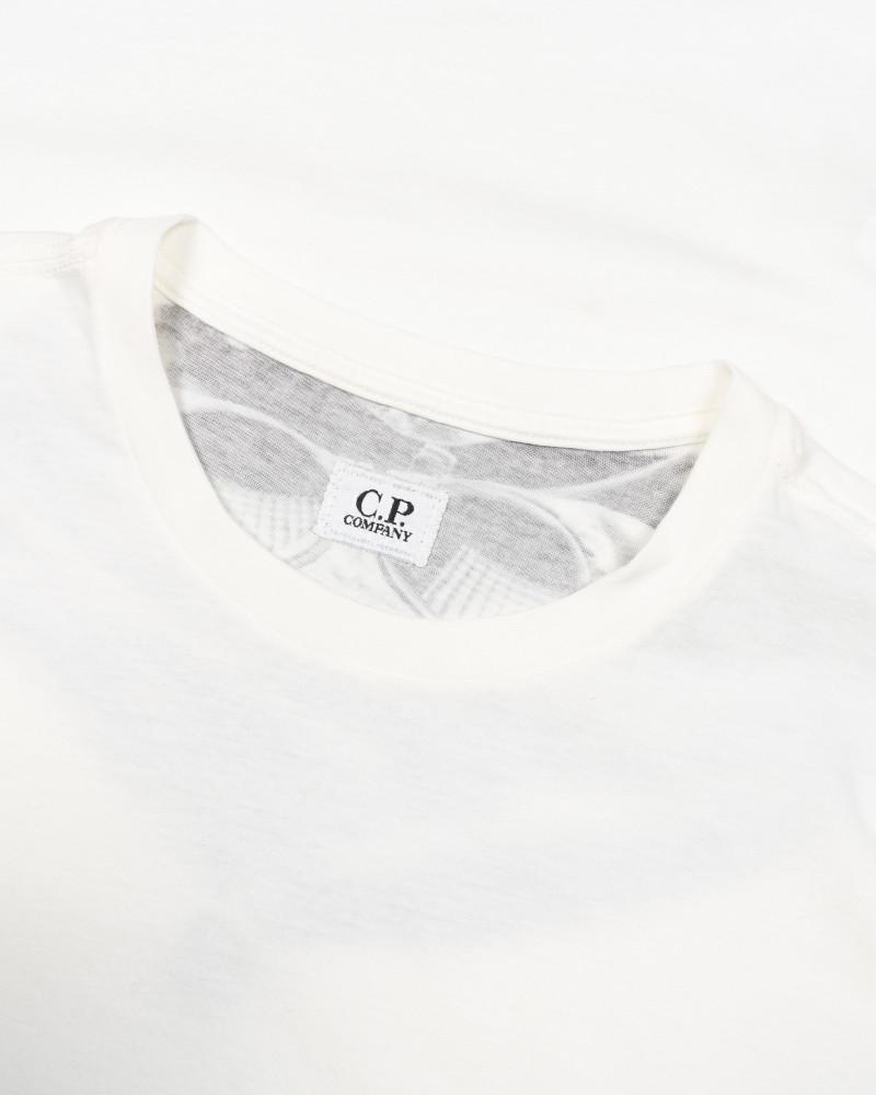 Мужская футболка C.P.Company Jersey 30/1 Goggle Print T-Shirt