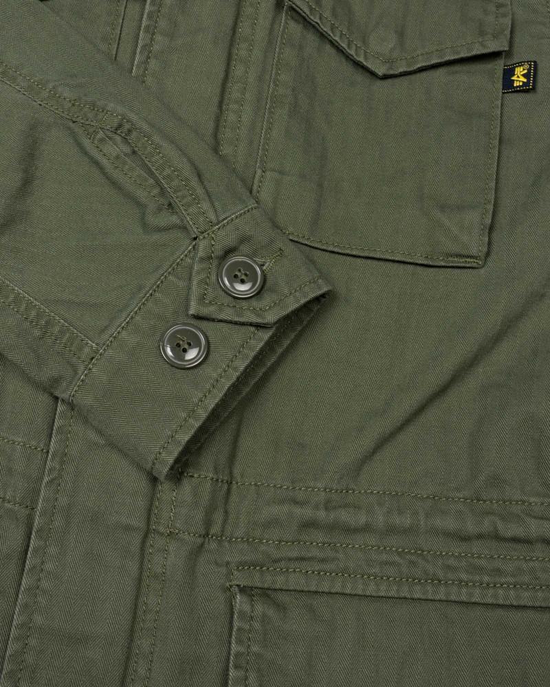 Мужская куртка Alpha Industries M51