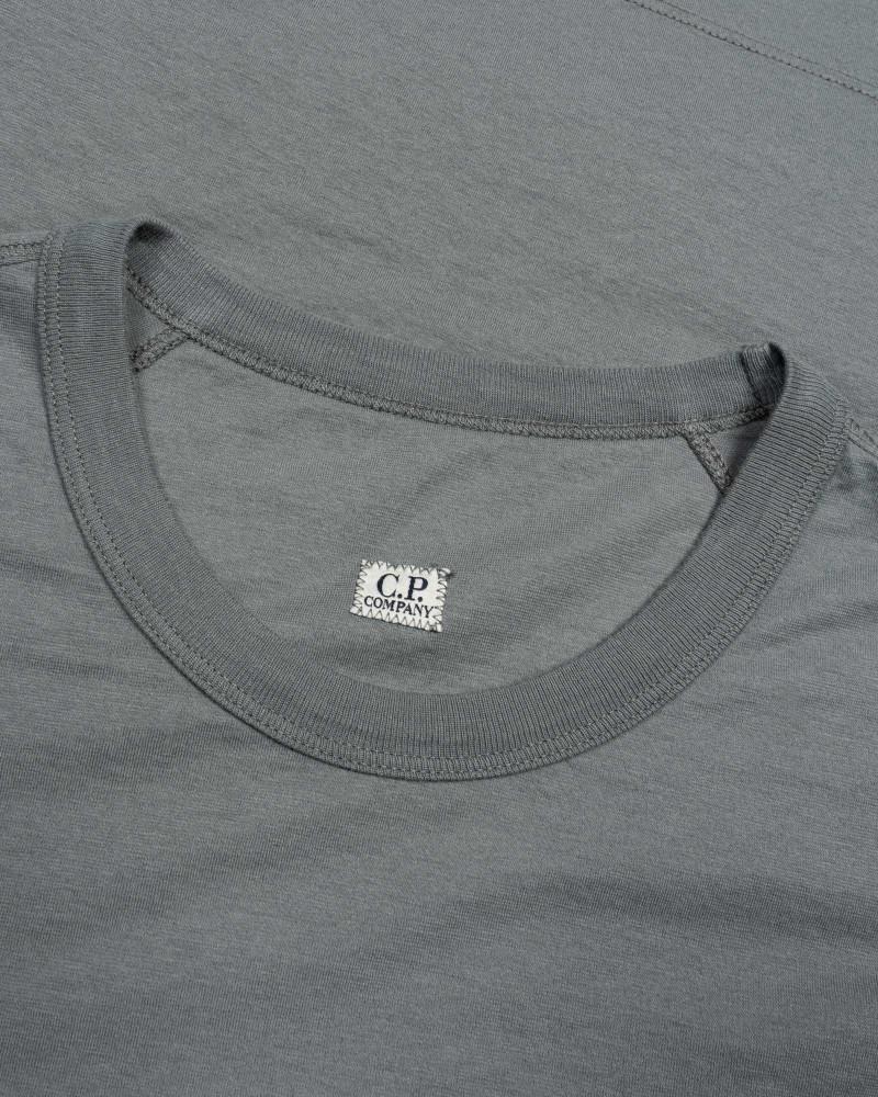 Мужская футболка C.P.Company logo print