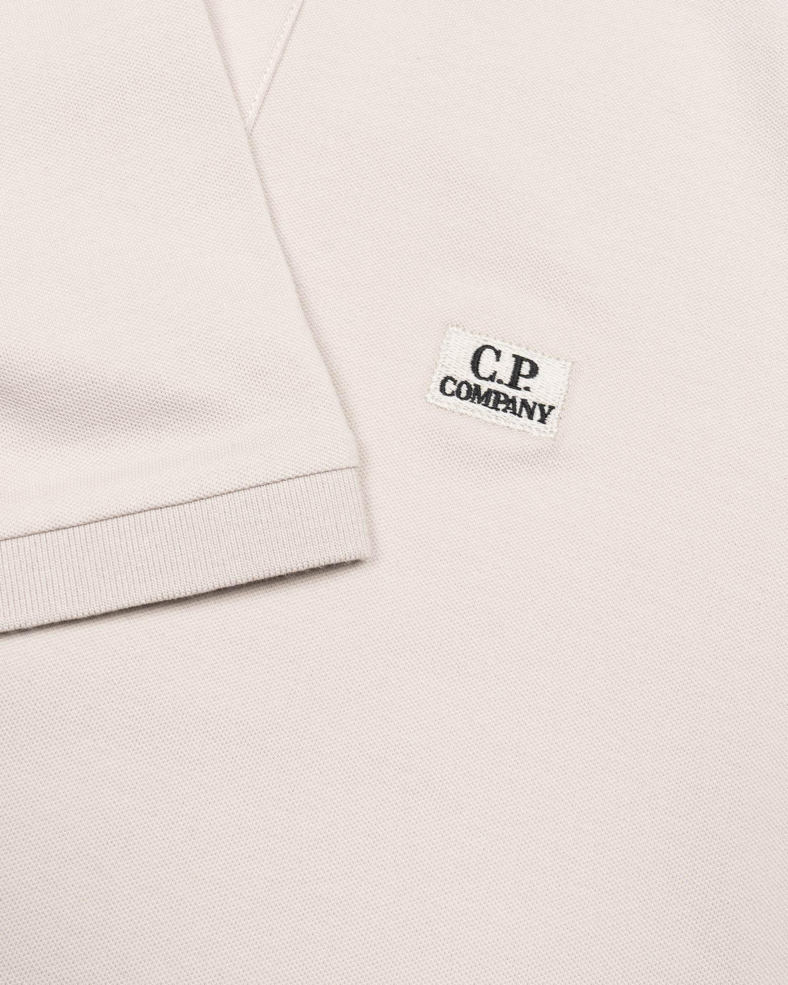 Мужское поло C.P.Company Pique