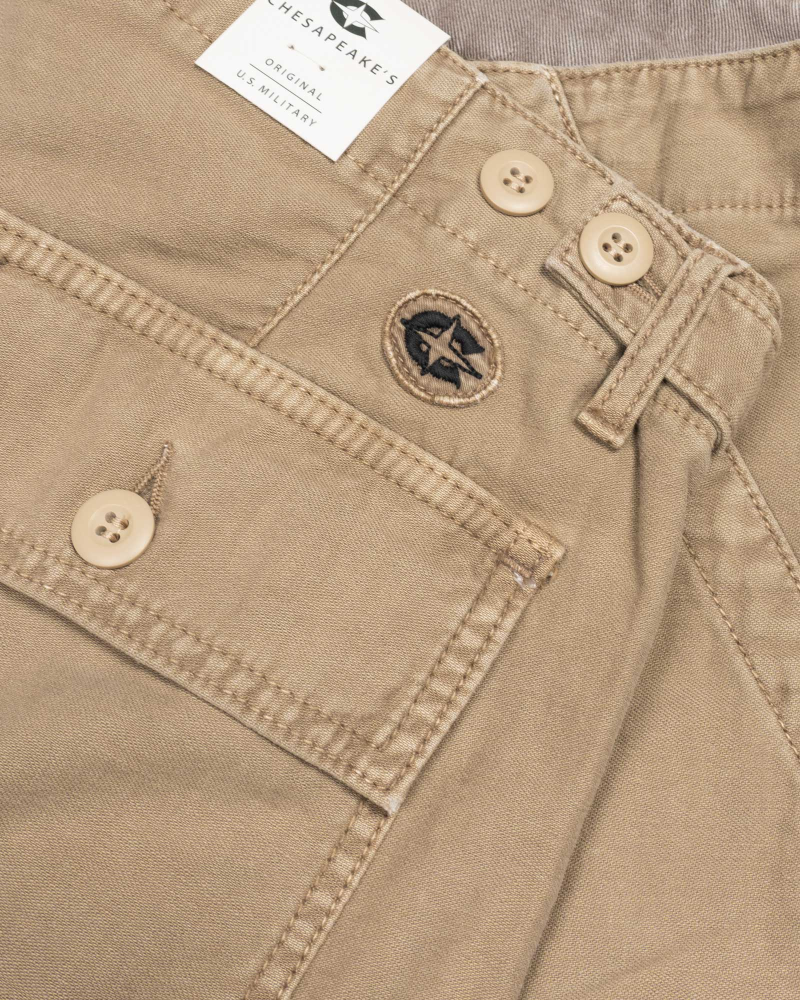 Мужские брюки Chesapeake's DEGRASSE — FATIGUE PANT