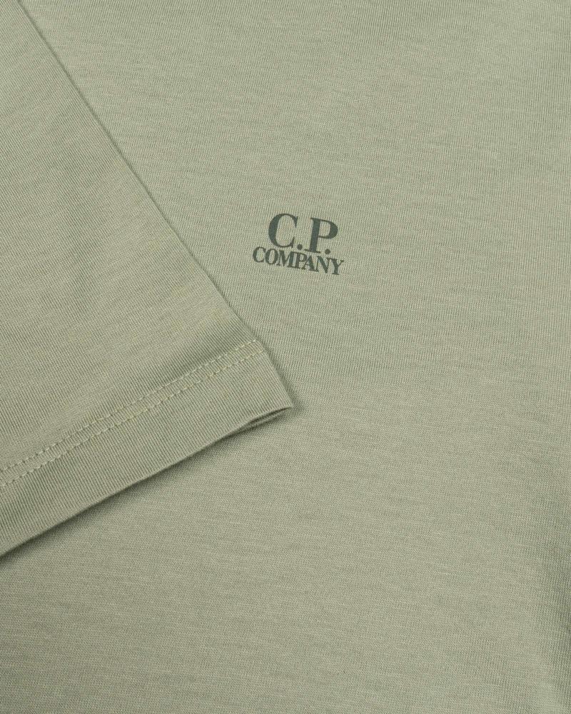 Мужская футболка C.P.Company 30/1 Jersey Goggle Graphic T-Shirt