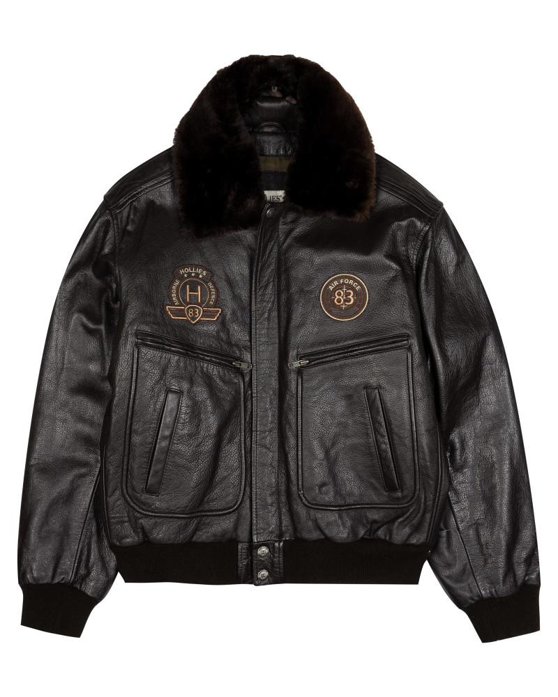 Мужская куртка бомбер Hollies